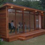 bureau de jardin Corse solutions Bois