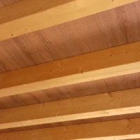 Détail du projet d'extension en bois par Corse Solutions Bois