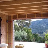 projet extension en bois en corse avec Corse Solutions Bois