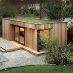 cabane insolite et design en bois par Corse Solutions Bois