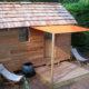 bungalow insolite en bois avec Corse Solutions Bois