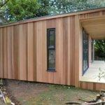 bungalow insolite en bois en Corse avec Corse Solutions Bois
